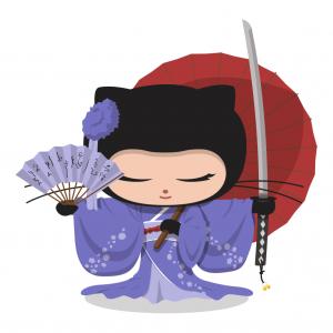 kimonotocat