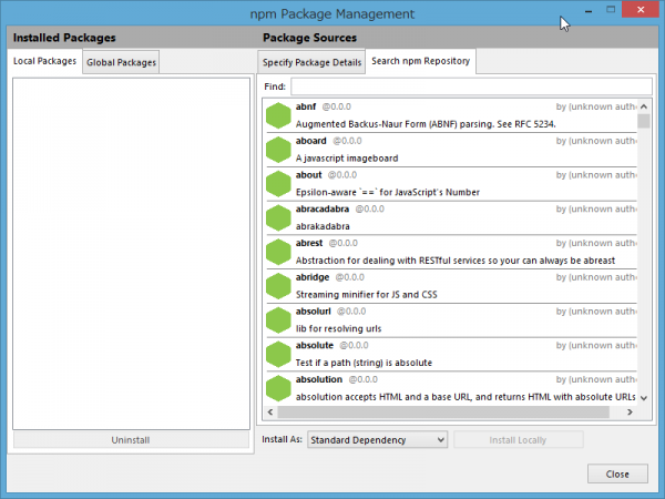 SnapCrab_npm Package Management_2013-11-22_6-59-22_No-00