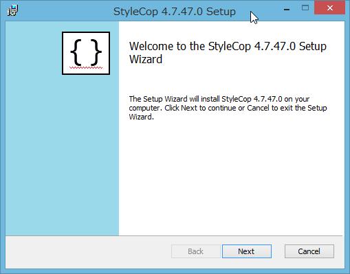 SnapCrab_StyleCop 47470 Setup_2013-11-27_20-15-32_No-00