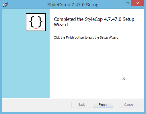 SnapCrab_StyleCop 47470 Setup_2013-11-27_20-19-22_No-00