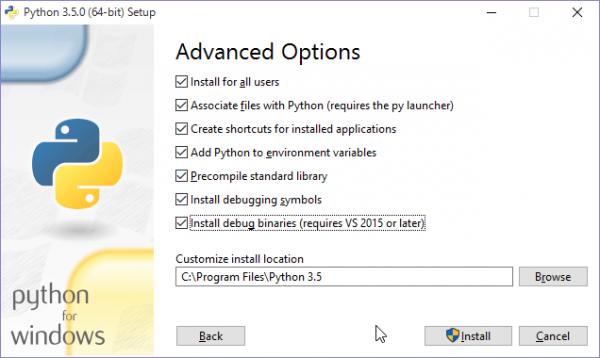 SnapCrab_Python 350 (64-bit) Setup_2015-9-21_10-2-39_No-00