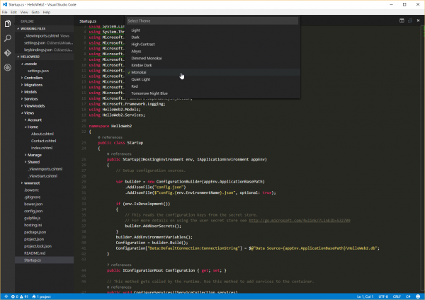 SnapCrab_Startupcs - HelloWeb2 - Visual Studio Code_2015-9-11_23-26-58_No-00
