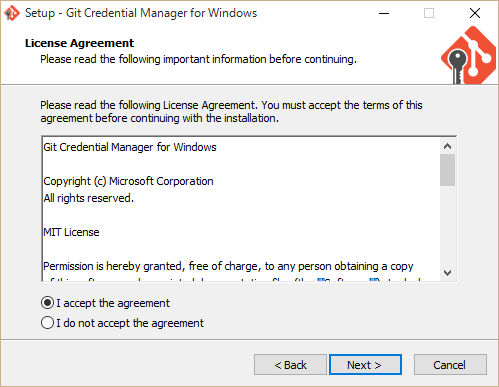 SnapCrab_Setup - Git Credential Manager for Windows_2015-10-19_23-20-4_No-00