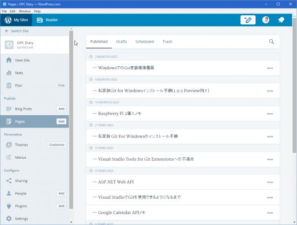 SnapCrab_Pages ‹ OPC Diary — WordPresscom_2015-12-12_14-24-10_No-00