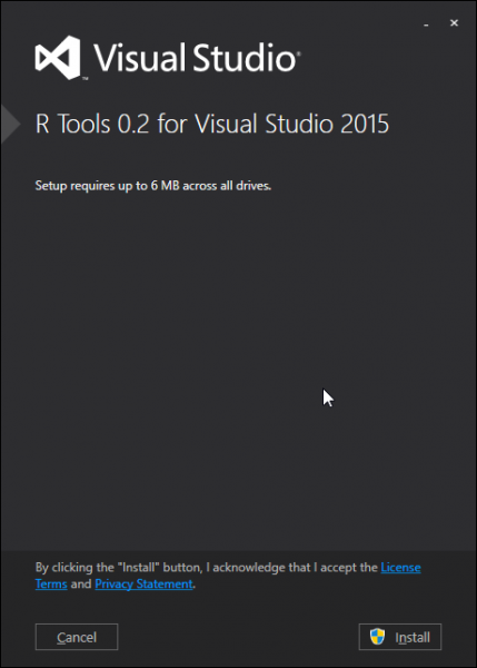 SnapCrab_R Tools 02 for Visual Studio 2015_2016-3-10_19-59-8_No-00