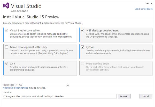 SnapCrab_Visual Studio Installer_2016-4-1_20-21-48_No-00
