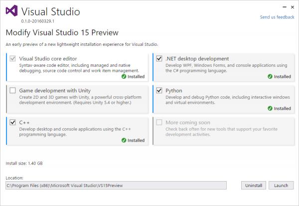 SnapCrab_Visual Studio Installer_2016-4-1_20-27-19_No-00